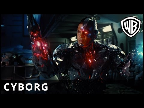 Justice League - Cyborg (ซับไทย)