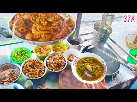Xe HỦ TIẾU HỒ 2 thế hệ hơn 40 năm ở khu Sài Gòn Chợ Lớn - Thời lượng: 14:56.