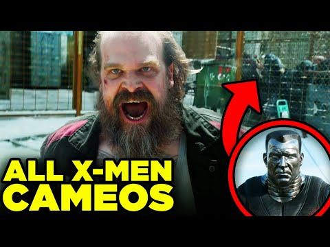 Marvel's X-Men Plan: Mutant Cameos in EVERY Phase 4 Title?