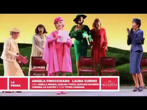 Teatro Manzoni / Video / Calendar Girls Torna A Milano!