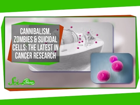 Cannibalism, Zombies & Suicidal Cells: The Latest In Cancer Research