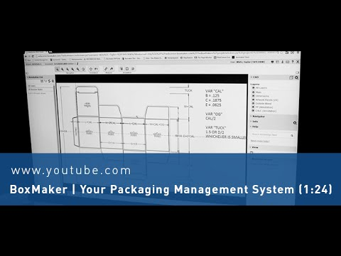 The BoxMaker: Your Packaging Management System