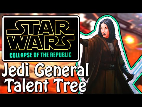 Star Wars: Jedi General Talent Tree