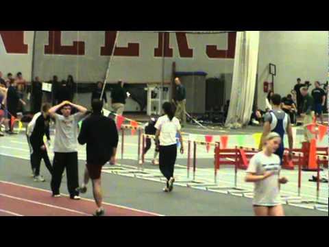 Men's Triple Jump at MIT