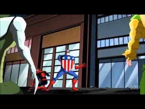 Avengers Earth's Mightiest Hero AMV: Spider-man