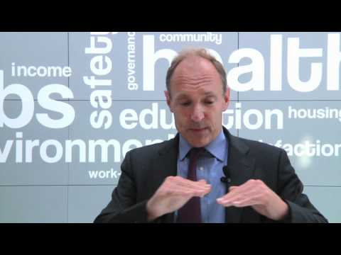 Tim Berners-Lee, Director of the World Wide Web Consortium and inventor of the World Wide Web, talks about the challenges ahead and why an open Internet is key to its continuing success.