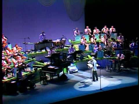 Paul Mauriat & Orchestra (Live, 1990) - Comme d'habitude (My way) (HQ)