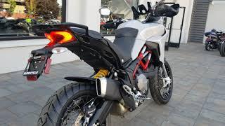 1. 2019 Ducati Multistrada 950s Spoked Wheels - Glossy Gray
