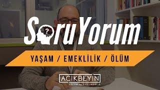 Video SoruYorum - Prof.Dr. Sinan Canan - Yaşam/Emeklilik/Ölüm MP3, 3GP, MP4, WEBM, AVI, FLV Desember 2018