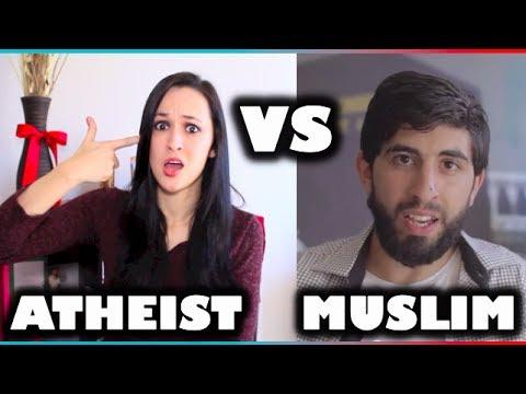 Atheist vs Muslim (видео)