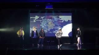 Acky, KATSU ONE, TAKE-C, TAKESABURO, YASS – 第3回全日本大学ストリートダンス選手権 Judge Session