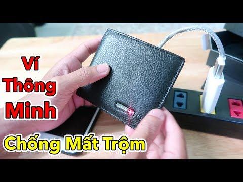Lâm Vlog - Dùng Thử Ví Thông Minh Chống Mất Trộm Giá 400k | Smart Wallet $20 - Thời lượng: 11:01.