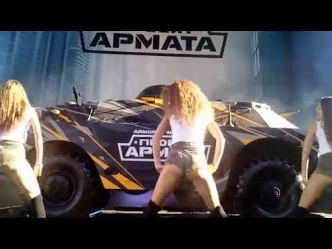 Игромир 2015 BRDM PROJECT ARMATA TWERK