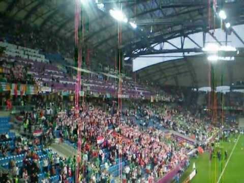 Algarabía dentro del estadio
