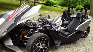 10. POLARIS SLINGSHOT SL Very FAST Top 2016