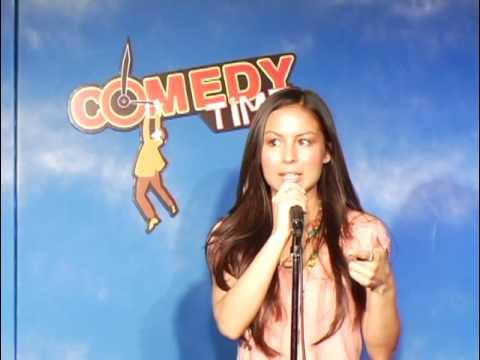 Anjelah Johnson: Driving Distraction - Comedy Time (Funny Videos)