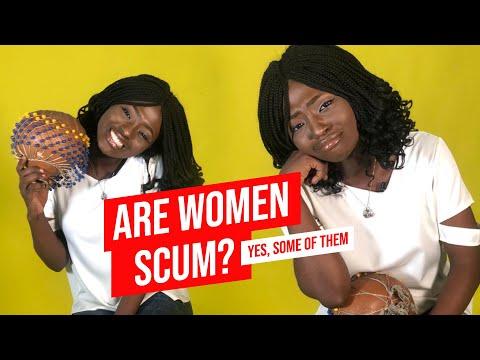 Are Women Scum?