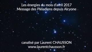 Les énergies d'avril 2017 Les Pléiadiens depuis Alcyone