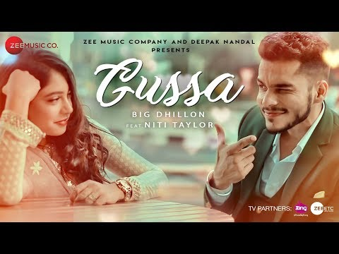 Video Gussa - Official Music Video | BIG Dhillon Feat. Niti Taylor download in MP3, 3GP, MP4, WEBM, AVI, FLV January 2017