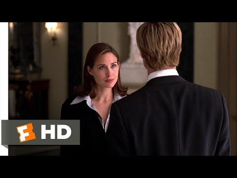 Meet Joe Black (1998) - Mystery Man Scene (6/10) | Movieclips
