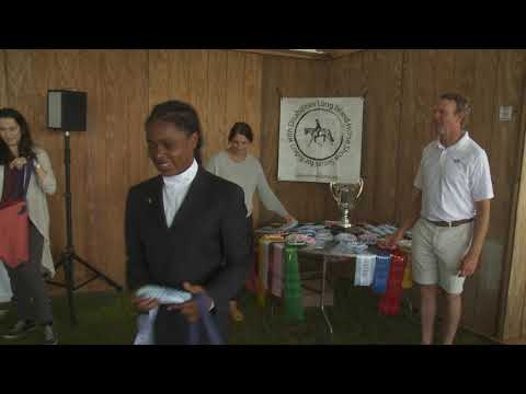 Hampton Classic Horse Show Championships For Long Island Riders with Disabilities 2018