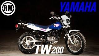 5. Yamaha Trailway TW200 Bike Overview
