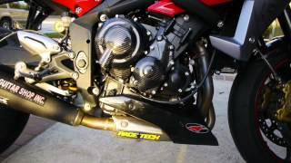 6. 2014 Triumph Street Triple R - Long Term Review