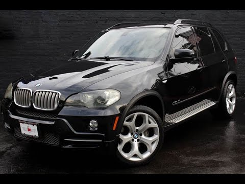 2009 BMW X5 4.8i review – In 3 minutes you'll be an expert on the 2009 BMW X5