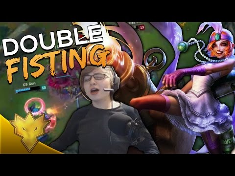 Sneaky, Meteos & Smoothie - DOUBLE FISTING - Season 7 Funny Moments & Highlights