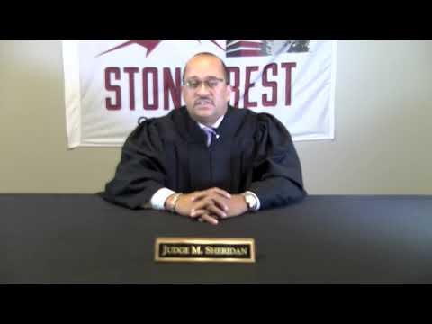 video-of-Judge-Sheridan-explaining-court-procedures