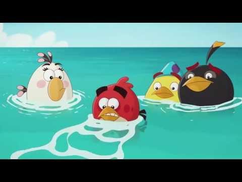 Злые птички Angry Birds Toons 2 сезон 5 серия Плыви или тони все серии подряд (видео)