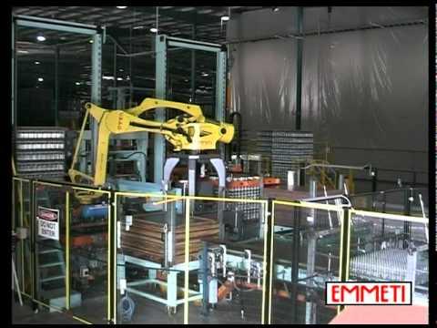 MT650 Robotic Pick&Place Combo Pal/Depal
