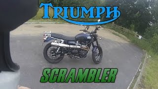 1. Triumph Scrambler 900 2015 First Ride Review