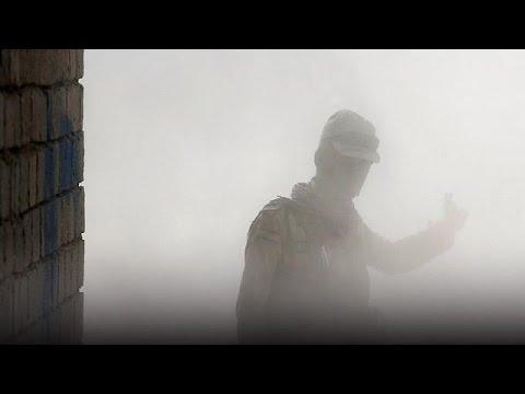 Ιράκ: Καταγγελίες της Διεθνούς Αμνηστίας για βαρβαρότητες από τον ιρακινό στρατό