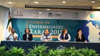 Semana Global 2015 de Enfermedades Raras Día 1 Sesión V pt.2