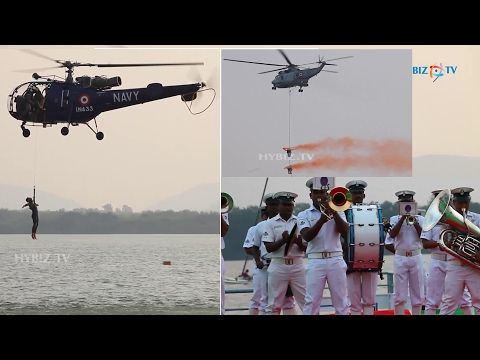 Navy Operational Display Celebrations-Vijayawada