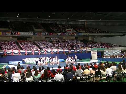 JapanCup2017中学校決勝 優勝  梅花中学校/Jr RAIDERS(大阪府) 358 0 = 115 0 + 243 0