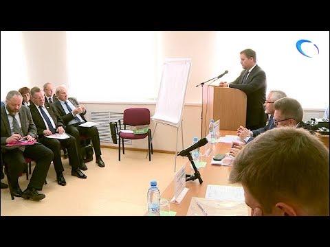 В новгородском филиале академии госслужбы прошла стратегическая сессия