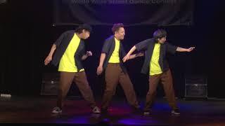 MONOLITH (SE-G & Masashi & Yuka) – JAPAN DANCE DELIGHT VOL.26 仙台大会 FINALISTS