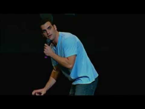 Bret Ernst Rollerskating: Wild West Comedy Show