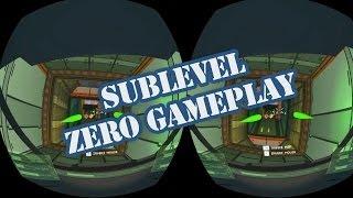 Sublevel Zero – Flieg und schieß dich ins nächste Level