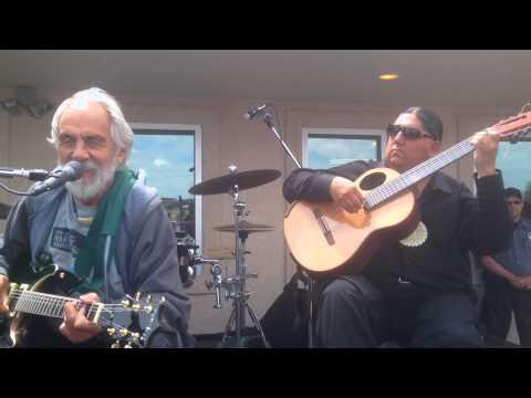 Gabriel Ayala & Tommy Chong perform at Marisol