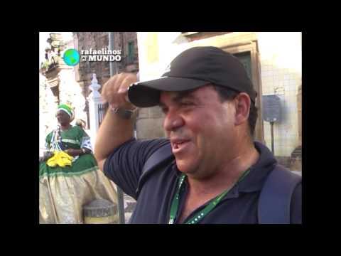 Salvador de Bahía BRASIL 2da pte