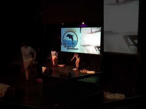 Bitch Sesh Live in Philly August 3, 2018 intro dance