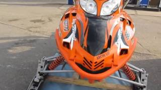 7. 2006 Arctic Cat F7