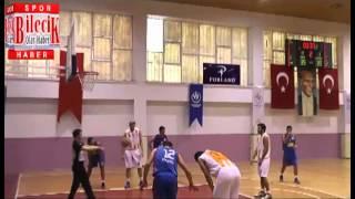 bilecik belediye spor basketbol maçı