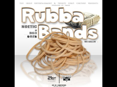 """Rubba Bandz"" - Noetic Ft. OZ & BG3 - Official Music Video"