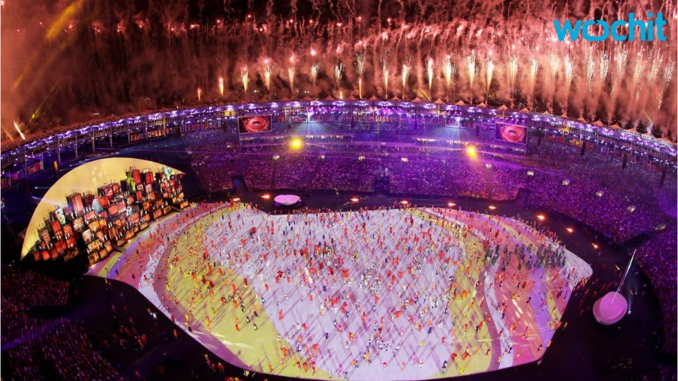 Highlights From Rio's Olympic Games Opening Ceremony