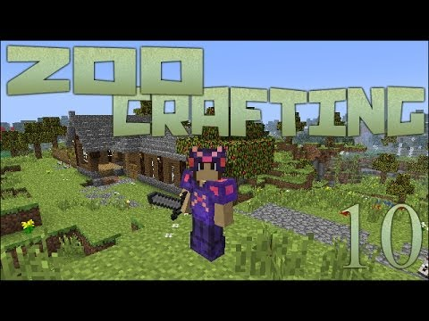 Alien Encounter! 🐘 Zoo Crafting: Episode #10