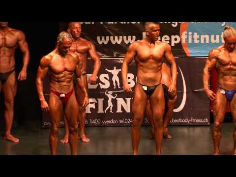 Reportage sur le bodybuilding et le Fitness en Suisse